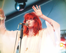 Florence Welch Cover