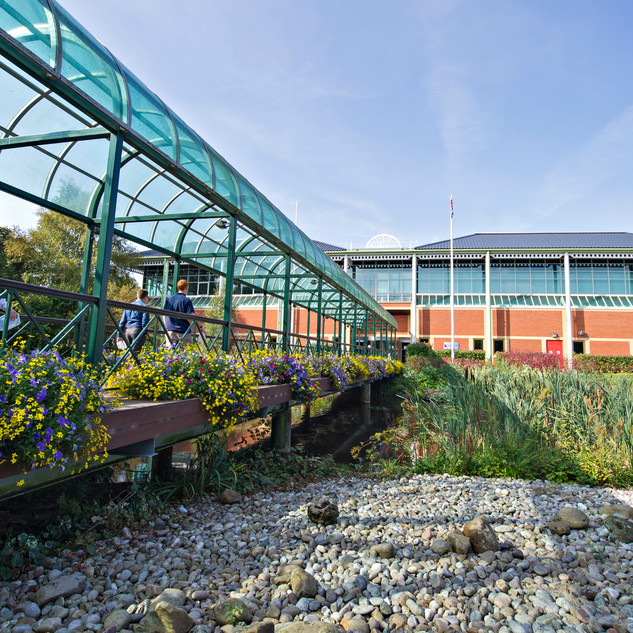 Holywell Park Conference Centre, Loughborough