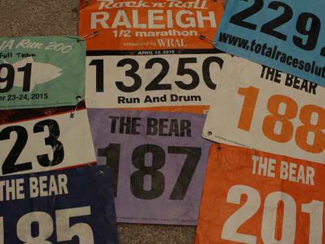 Why The Race Bib Is Underrated
