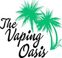 The Vaping Oasis Official Logo | Best Vape Shop