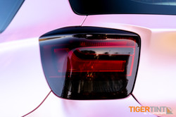 BMW Taillight Tinted