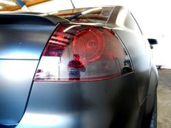 Holden Taillight Tinted