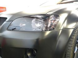 Holden Headlight Tinted