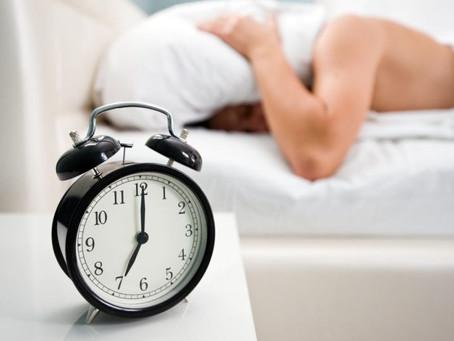 Treatment of sleep problems