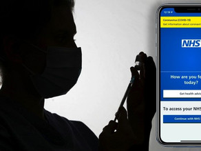 Covid-19: How would an NHS vaccine passport app work?