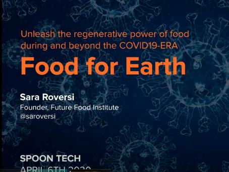 El ecosistema alimentario y el impacto del COVID-19, bajo análisis