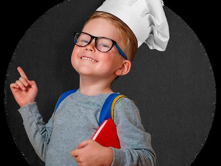 Nace 'Gastro Genius Lab' para potenciar el emprendimiento en los niños a través de la gastronomía