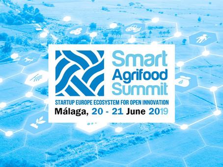 Innovación y emprendimiento agroalimentario – Startup Europe Smart Agrifood Summit