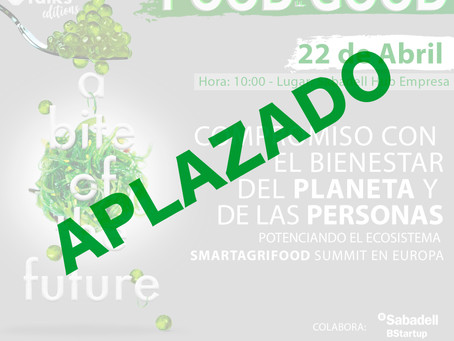 "APLAZADO FTALKS EDITIONS – ""Food for Good"""