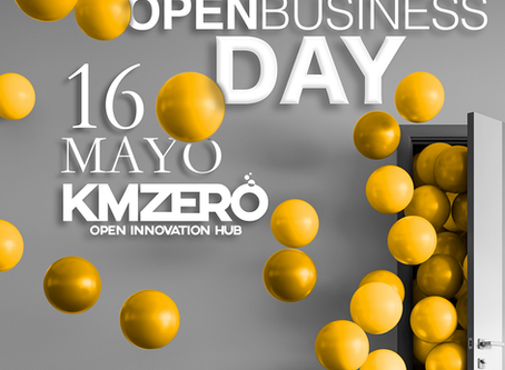 Open Business Day KM ZERO - 16 de mayo