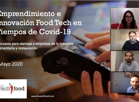 Impacto de la crisis del COVID-19 en el emprendimiento foodtech