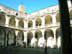 Catania Chiostro dei Gesuiti