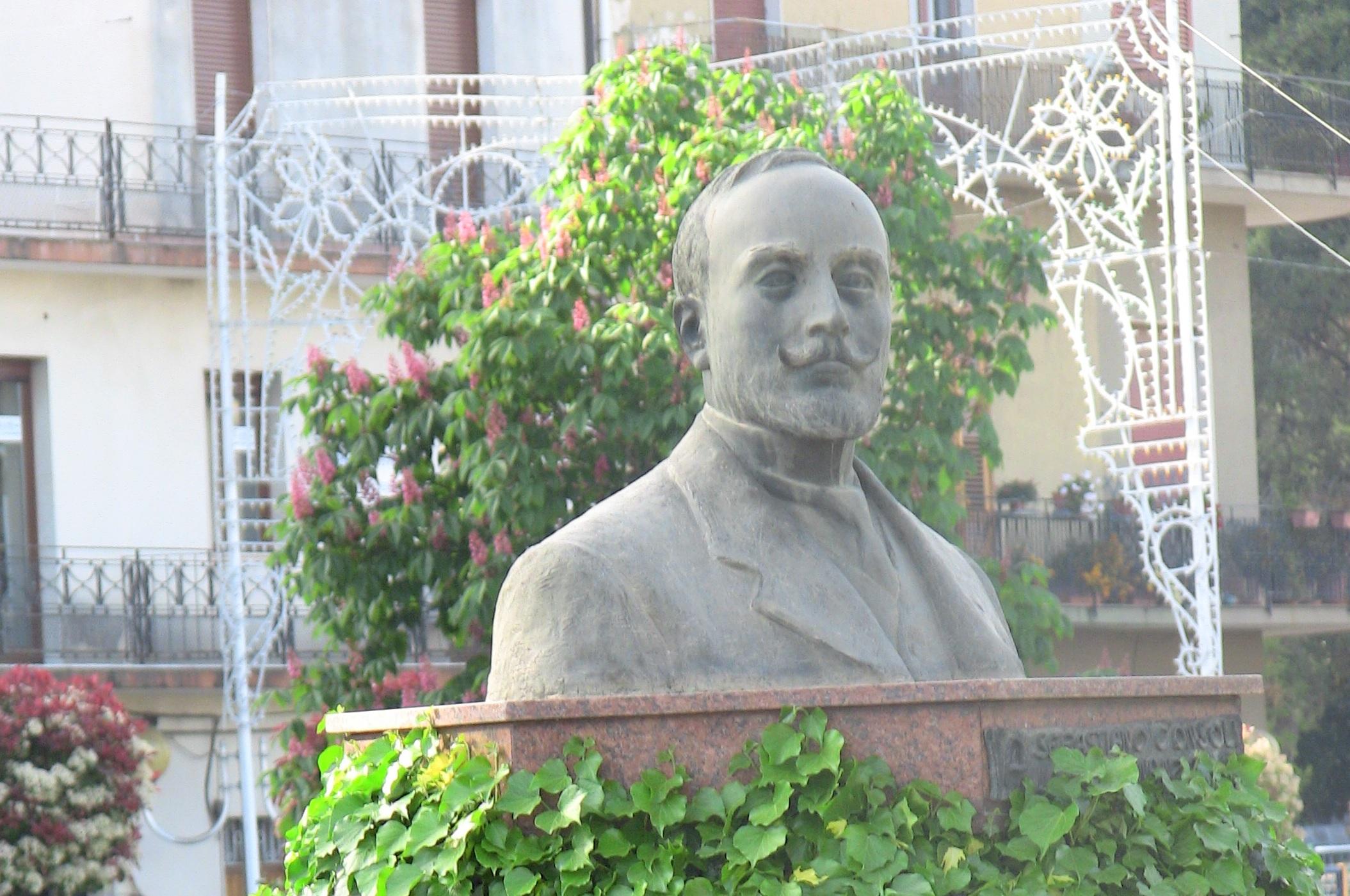 Sebastiano Consoli, former mayor