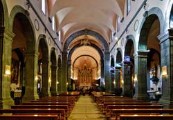 St Alfio's sancruary - interior