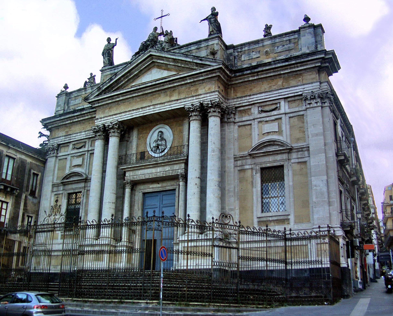 Catania Chiesa San Biagio