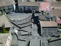 View from St Nicholas church
