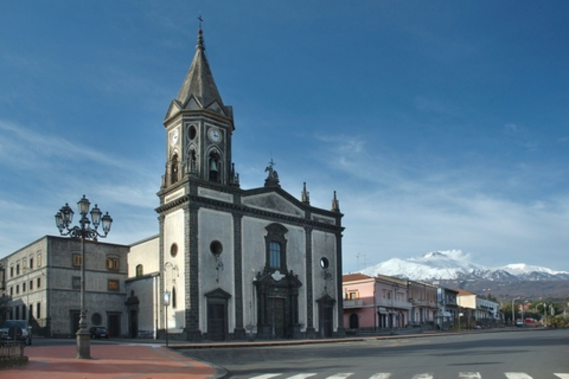 Sant'Alfio Sanctuary