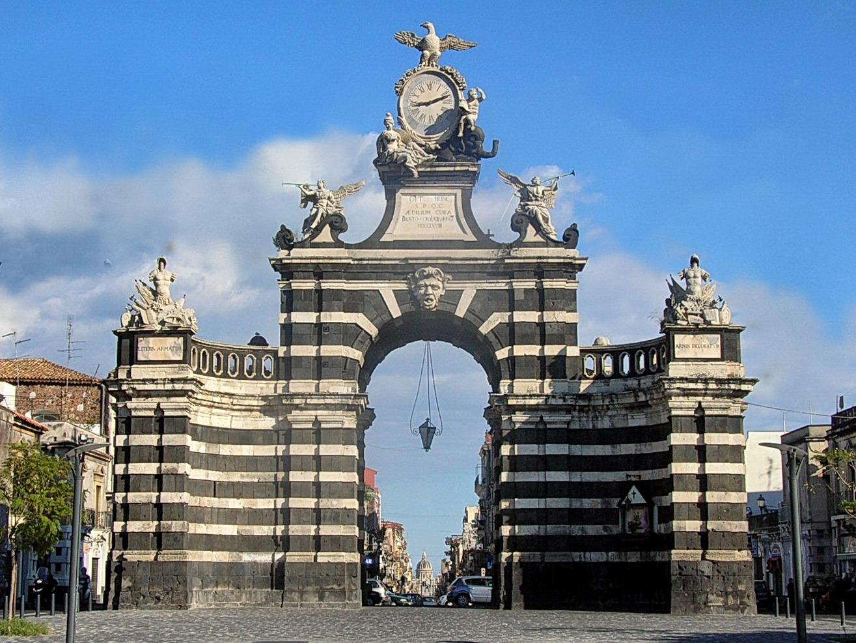 Il Fortino Porta Garibali di Catania