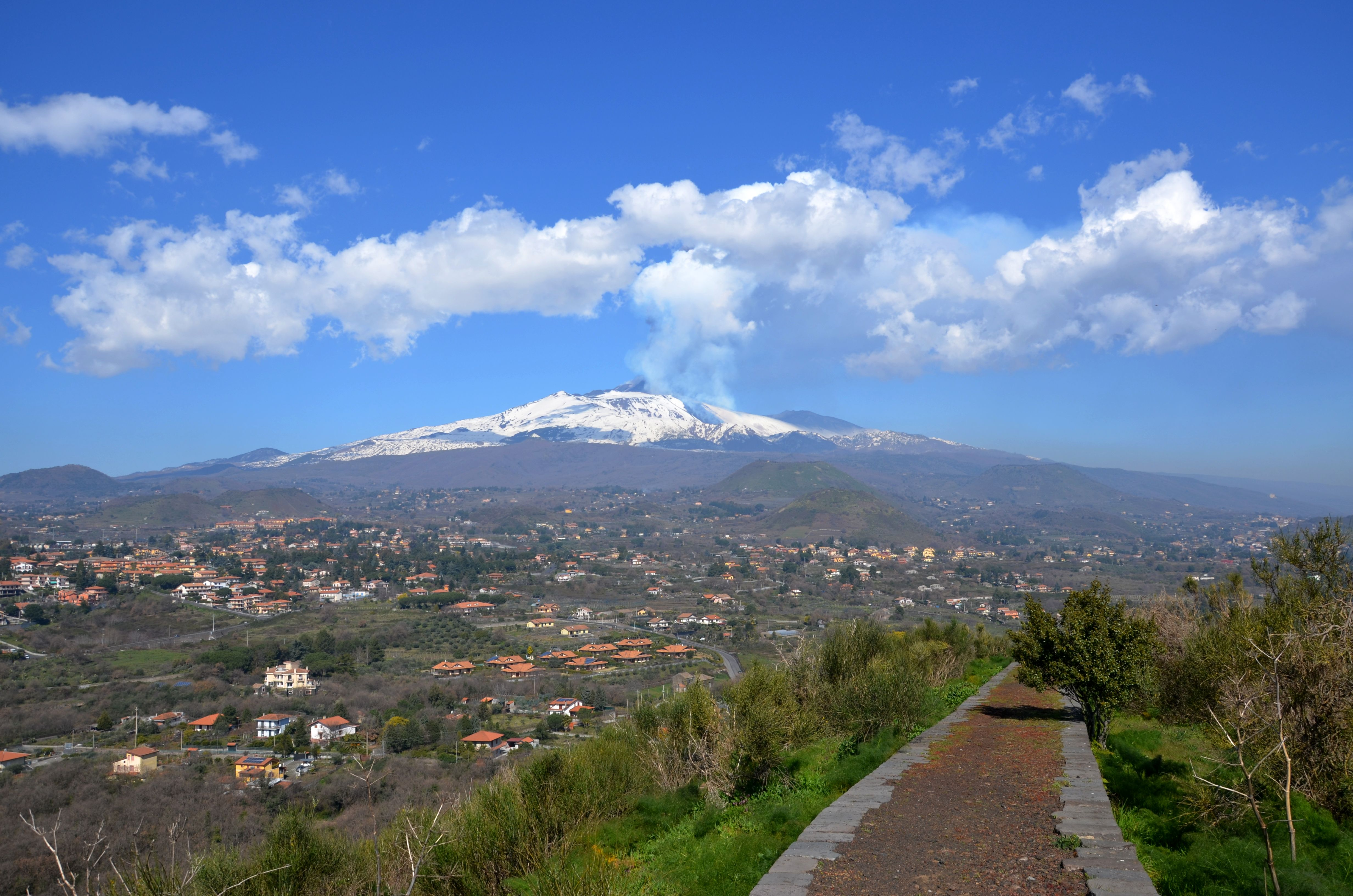 Etna - view