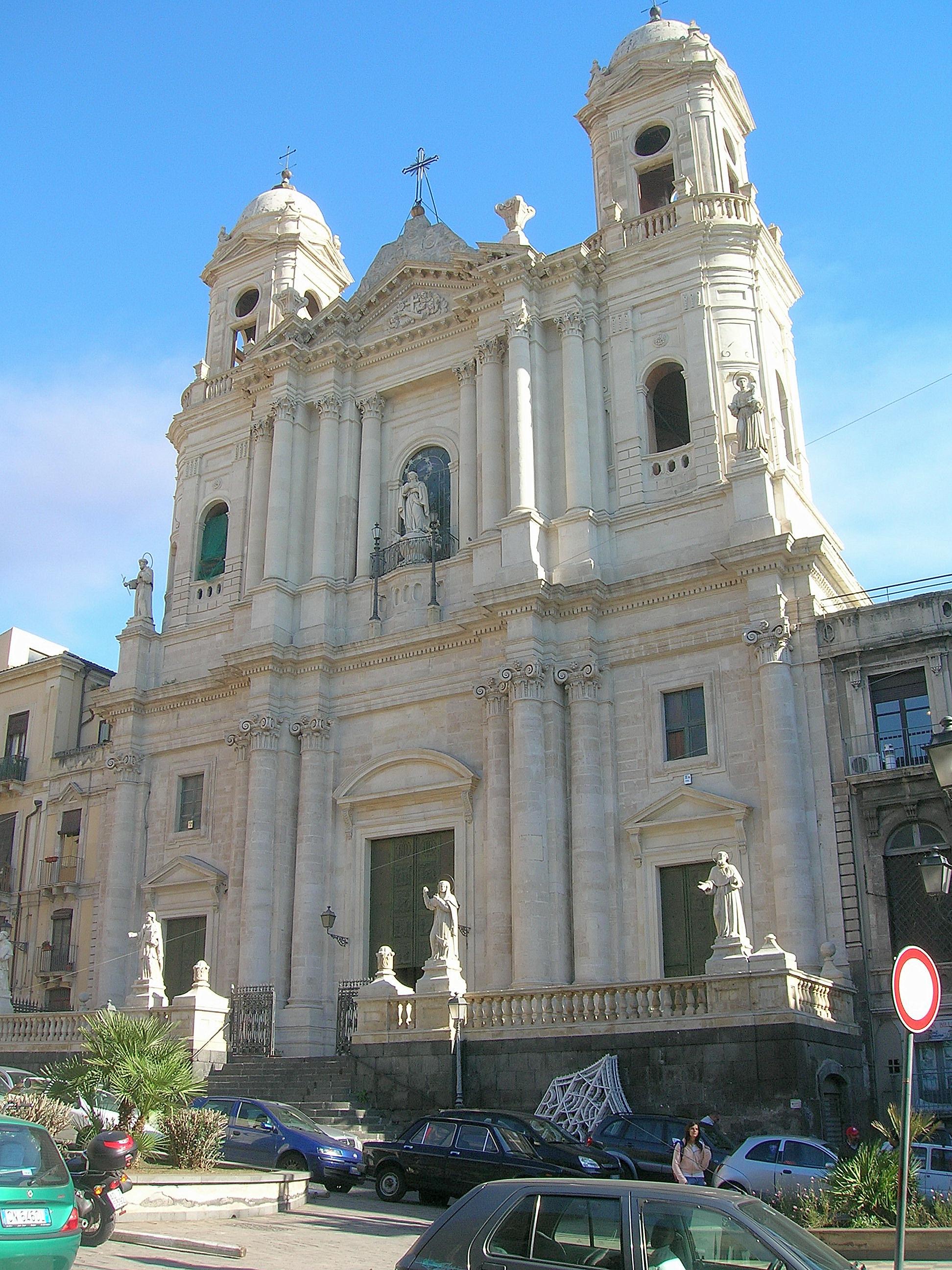 Chiesa S. Francesco Immacolata