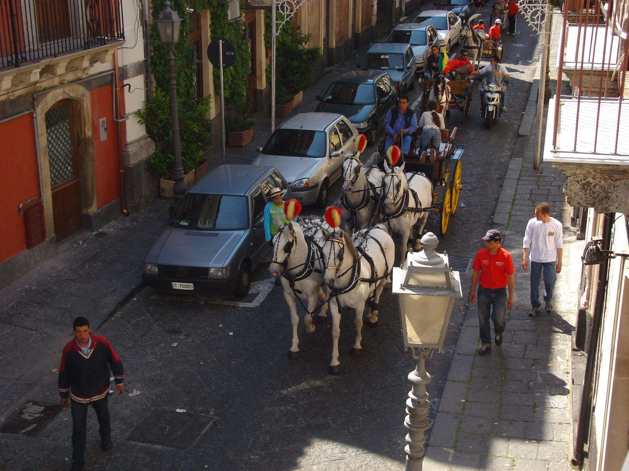 Sant'Alfio patron saint's festival
