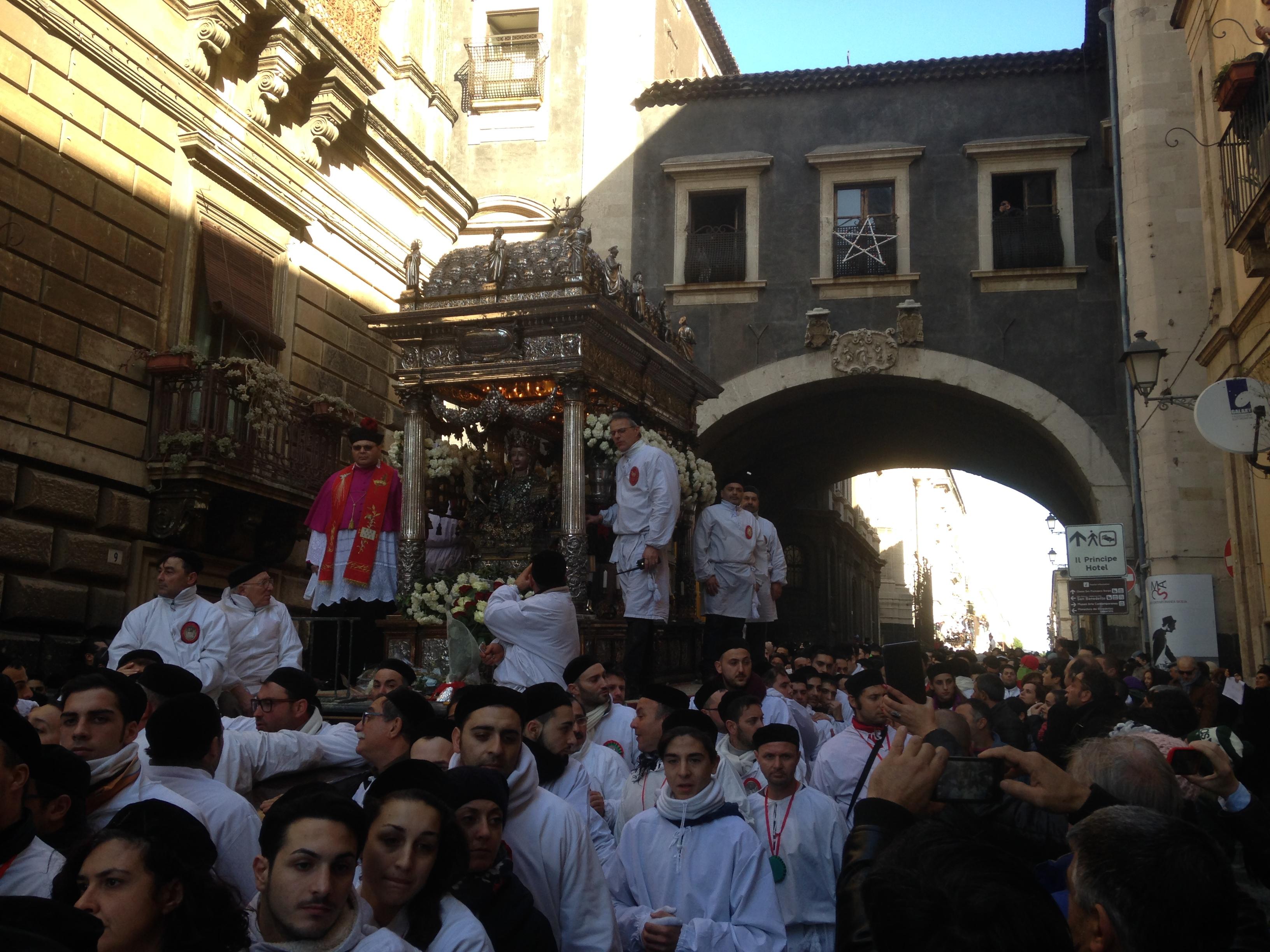 Catania - S.Agata's Festival