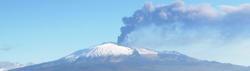 Etna during an eruption
