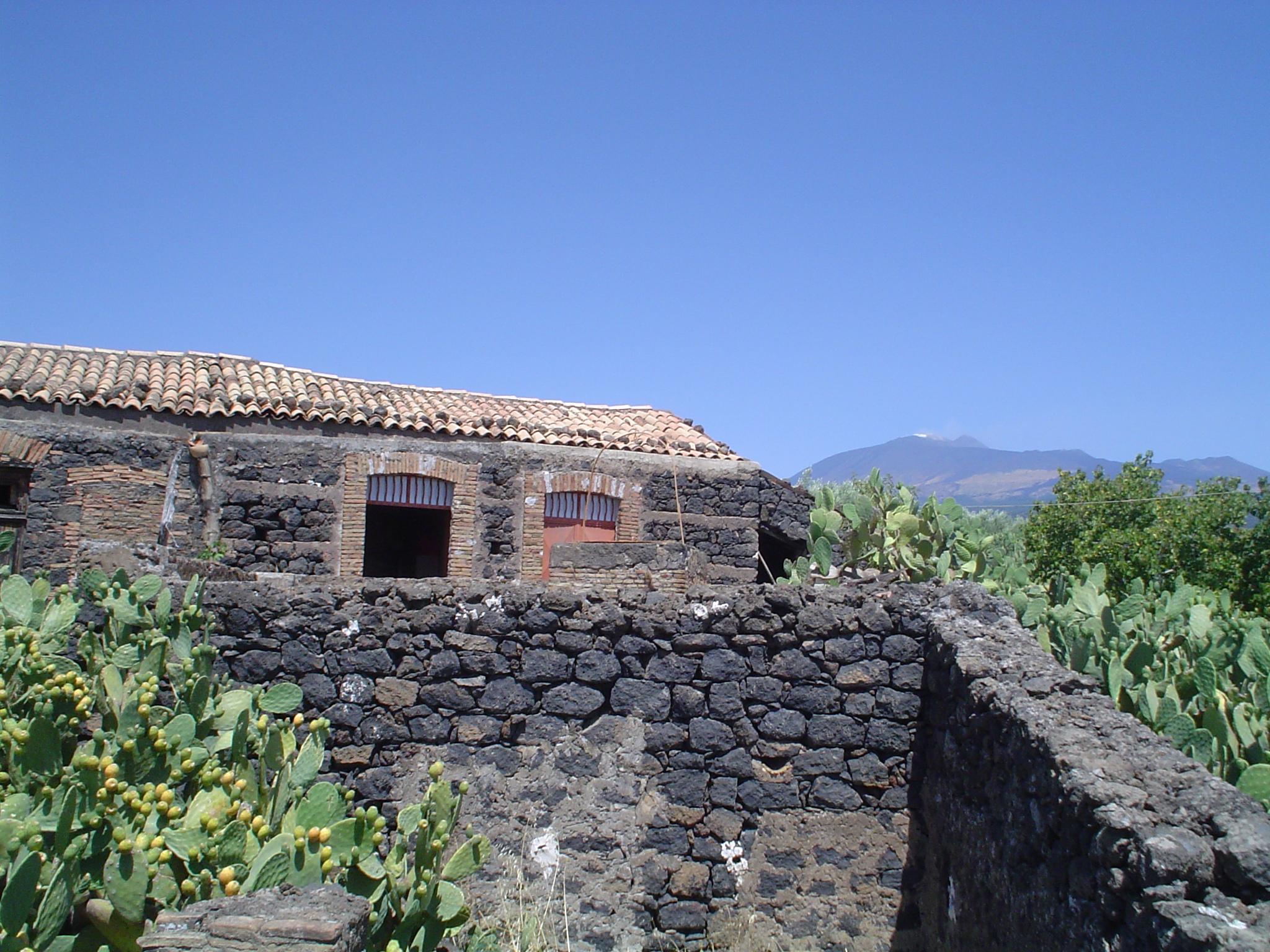 Etna - casolare