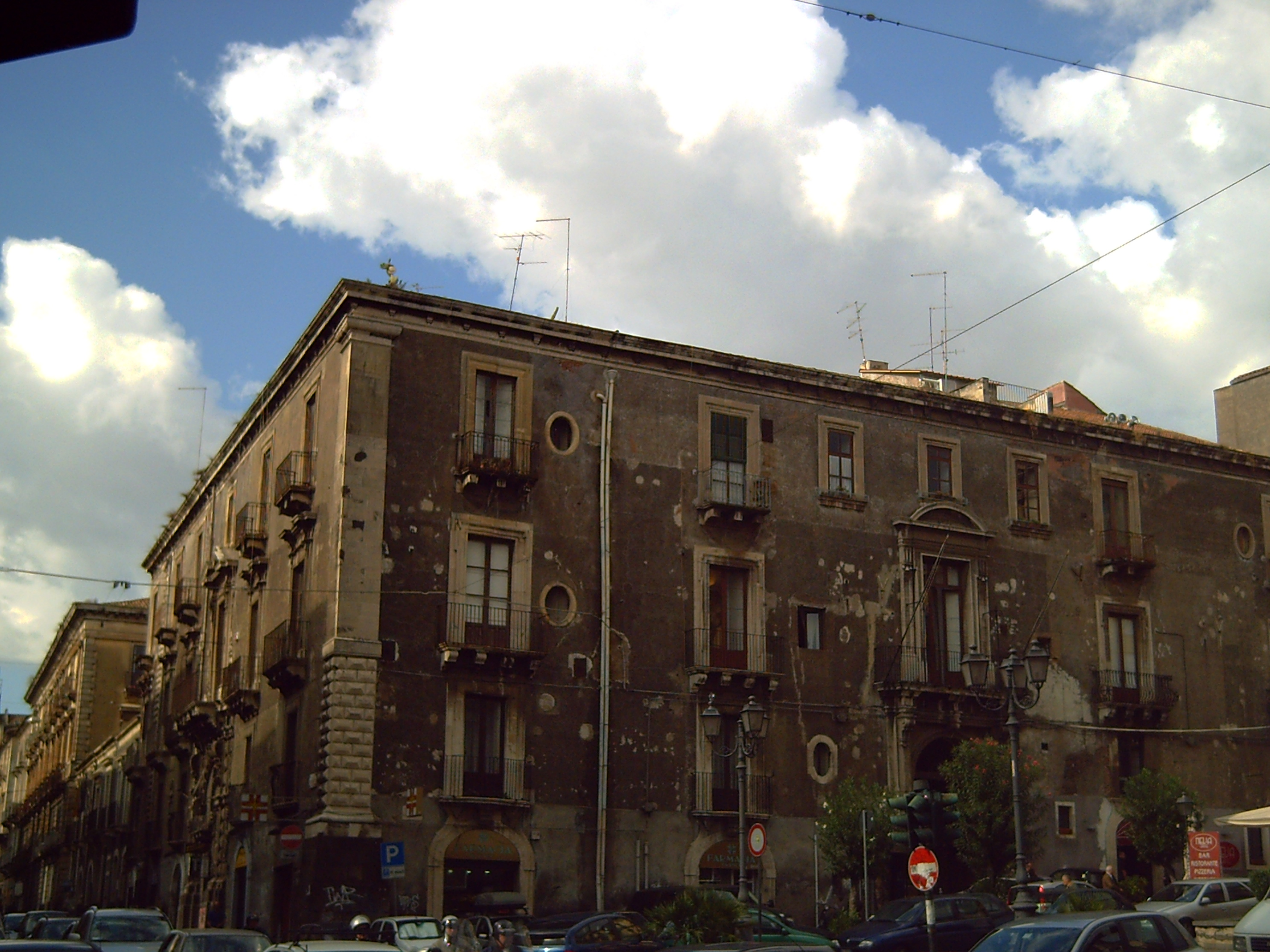 Catania Palazzo Gravina Cruyllas