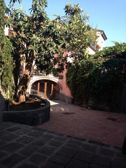 Cortile interno e giardino