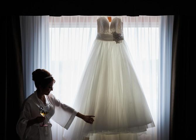 Marcelo + Alejandra Married
