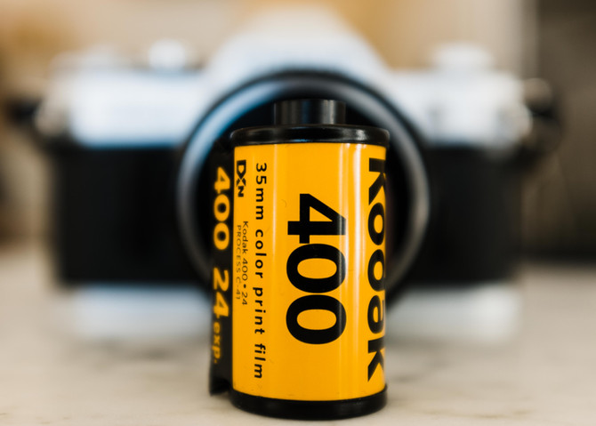 The Decline of Film Photography