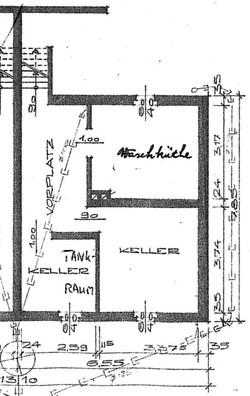 VM-1408 Grundriss Kellergeschoss