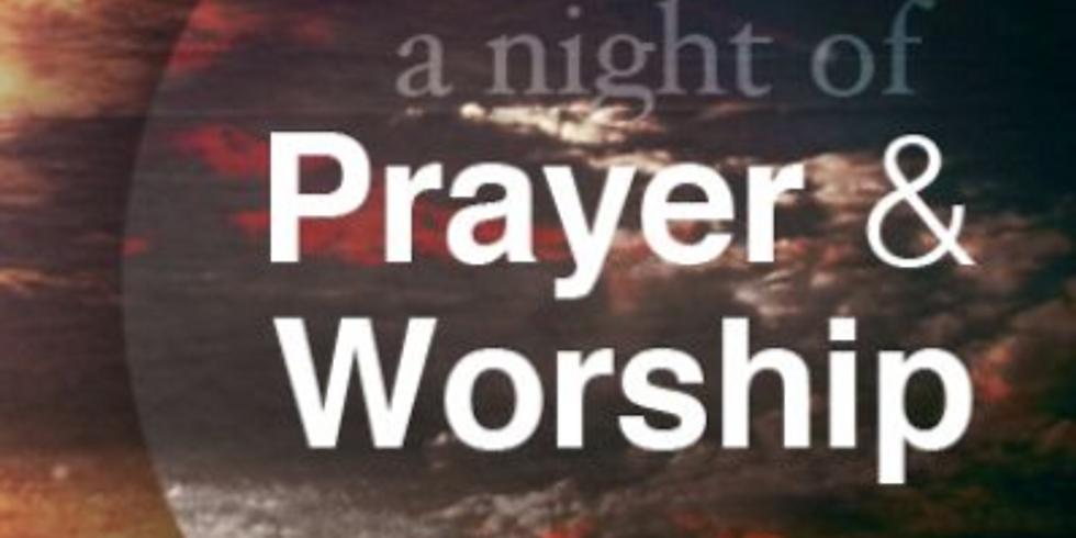 Worship Night Celebrating Yom Kipper