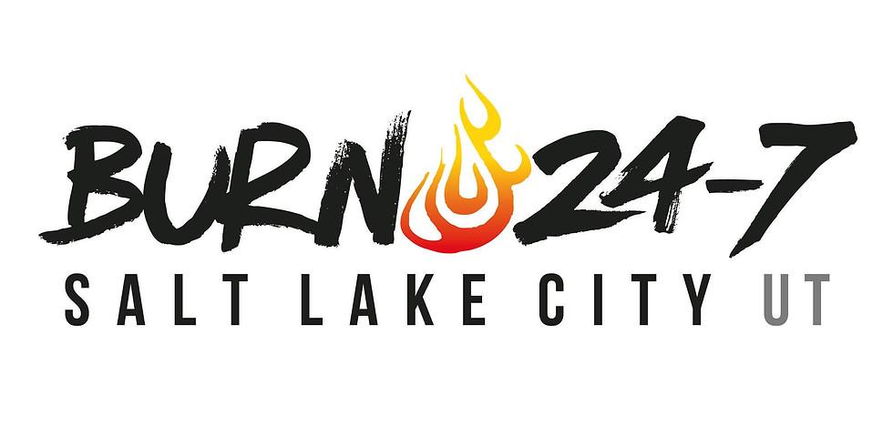 Worship and Prayer with Awaken the Dawn and Burn 24/7 Utah