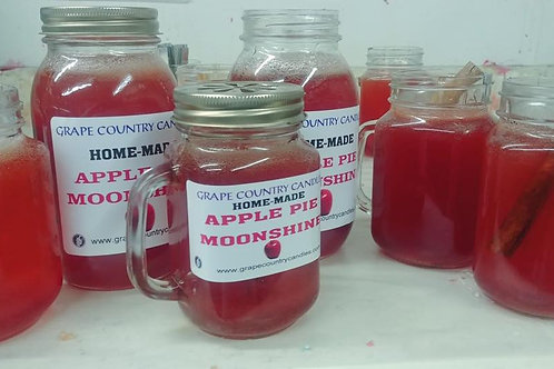 Apple Pie MoonShine Gel Candle