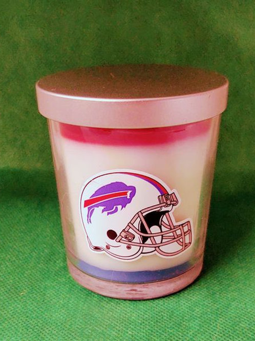Buffalo Bills Soy Candle