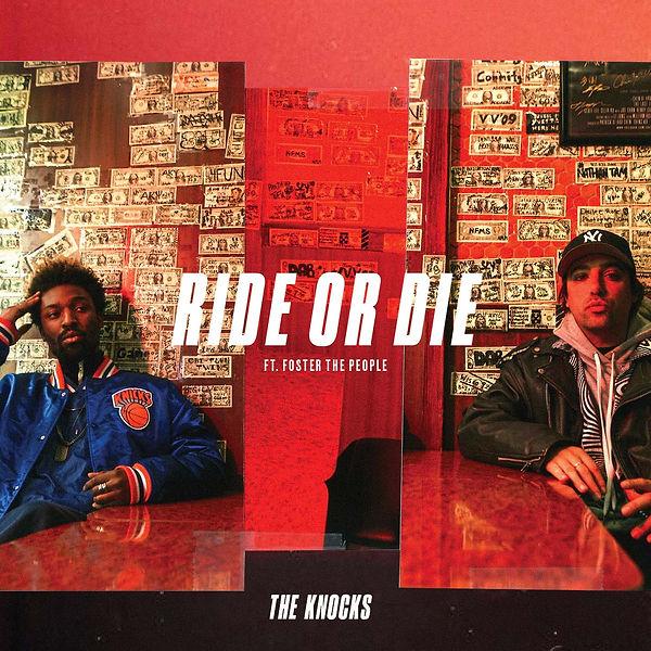 matte-the knocks-album art-ride or die-W