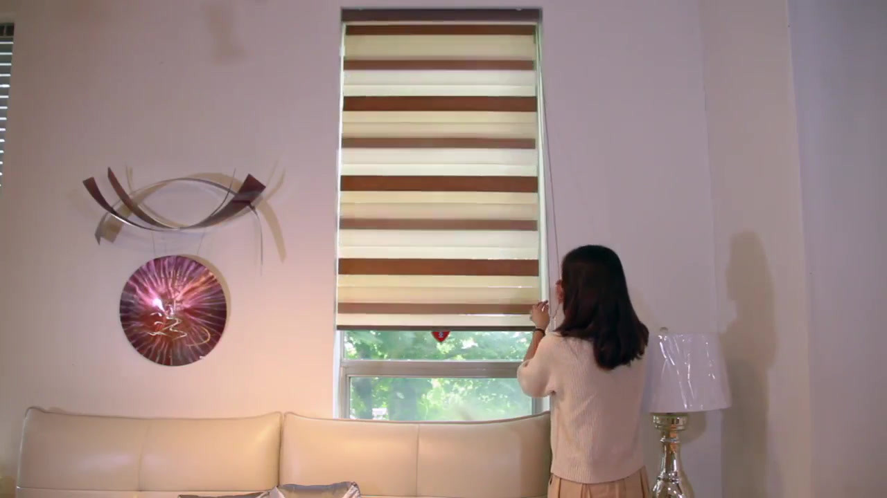 Overlapped Style Blinds