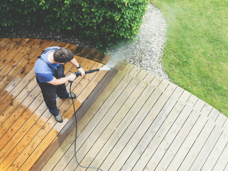 5 Reasons Why You Pressure Washing For Your Property
