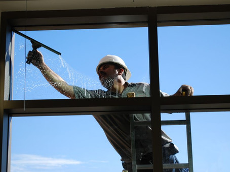 4 Benefits of Getting your Windows Cleaned Regularly