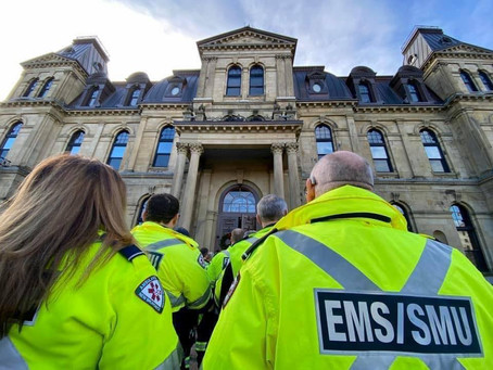 Board to hear arguments on whether Paramedics are Medical Professionals
