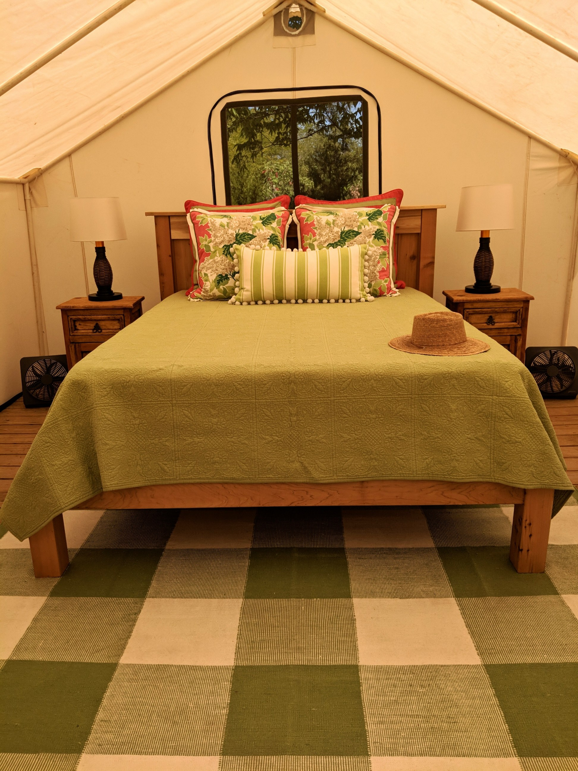 Glamping near Kansas City Missouri1)