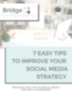 7 Easy Tips to Improve Your Social Media