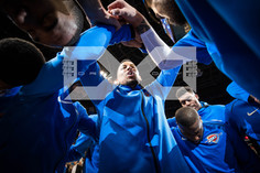 Andre Roberson Photo By: Zack Beeker/OKC Thunder