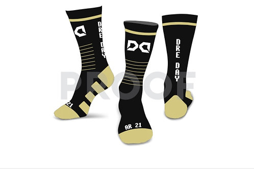 Dre Day Socks - Colorado