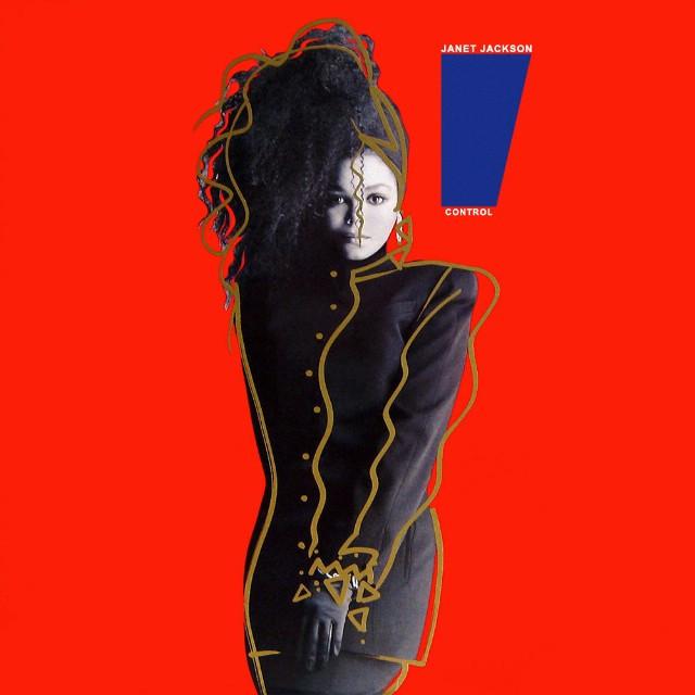 "Janet Jackson - ""Control"""