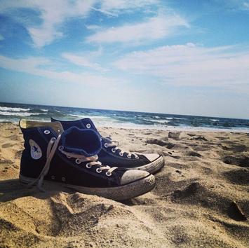 Beach Ephiphany