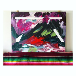 Untitled (Serape I)