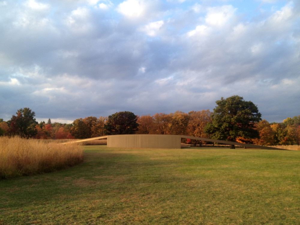 Robert Grosvenor at Storm King